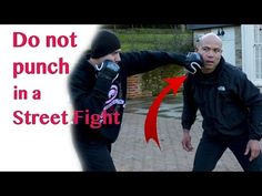 Do not punch in a street fight follow up - YouTube