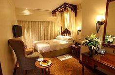 Bedroom at the Polana Serena Hotel - Mozambique - Republic of Mozambique