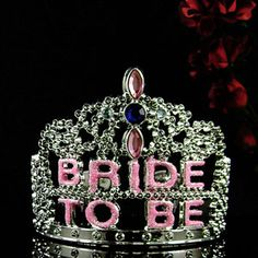 Bride To Be Tiara 57385-FM