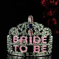 Bride To Be Tiara 57385-FM