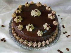 Hellena  ...din bucataria mea...: Tort cu crema de mascarpone si cafea Desserts, Foods, Mascarpone, Tailgate Desserts, Food Food, Deserts, Food Items, Postres, Dessert