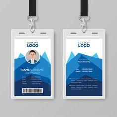 017 Free Identification Card Templates Template Ideas with regard to Portrait Id Card Template - Best Template Ideas Id Card Template, Christmas Card Template, Free Business Card Templates, Business Plan Template, Best Templates, Identity Card Design, Id Card Design, Employee Id Card, Company Id