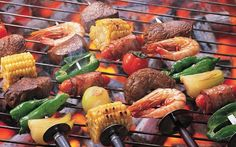 Barbequed food has a distinct taste and smell and it reminds us of summer and the outdoors. No one can resist the fantastic smell of the barbeque, but how healthy is it? There are some simple ways ...