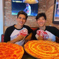Chance Perez, Pepperoni, Pizza, Band, Sash, Bands