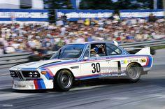 Ronnie Peterson, BMW, 1975 Europa-Meisterschaft fuer GT und Deutsche Rennsportmeisterschaft auf dem Norisring, 200 Meilen von Nuernberg, ADAC-Norisring-Trophaee, DRM Division 1, Norisring, Germany, 29 June 1975.