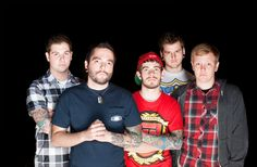 A Day to Remember has some of the best lyrics, not to mention Jeremy Mckinnon's voice is amazing :)