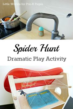 Spider+Hunt+Dramatic+Play+Activity