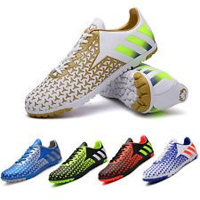 Mens Boys Youth Indoor Soccer Shoes Football Boots Shoes For Kids
