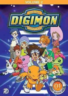 This high flying release from the long running kids anime series DIGIMON: DIGITAL MONSTERS includes the first collection of episodes from the show's first season, following the adventures of seven kid
