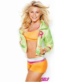 'I crave danger': Julianne Hough reveals how thrill-seeking activities help her achieve her incredible bikini body Julianne Hough Footloose, Julianne Hough Hot, Cute Workout Outfits, Workout Wear, Jullianne Hough, Fit Body Guide, Body Inspiration, Fitness Inspiration, Celebs