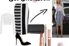 Get the Look : Khloe Kardashian