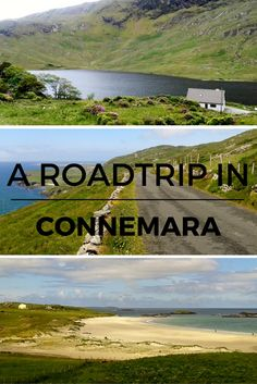 Connemara is a remote county on the west coast of Ireland. A mixture of lakes, mountains, beaches and bog roads. An ideal place for a road trip!