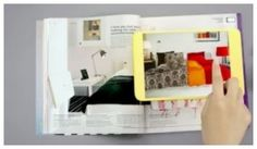 For its 2013 catalog teaser, IKEA has revealed its adoption of mobile augmented-reality and interactive technology, as a new approach for its. Direct Marketing, Augmented Reality, Ikea, Overlays, Toddler Bed, Software, App, Digital, How To Make