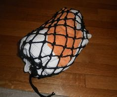 Knot tying station for cub scouts and boy scouts cub for Paracord drawstring bag