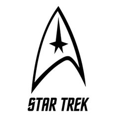 Star Trek Logo Vinyl Sticker by OBSKUREVINYL on Etsy, $2.50