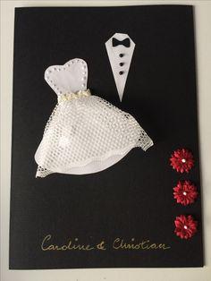 Till brudparet Caroline och Christian.