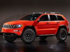 lifted jeep trailhawk - Google Search