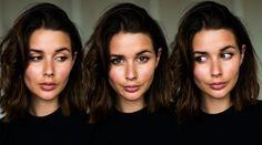 Liquid eyeliner tutorial | Harper & Harley #beauty #makeup