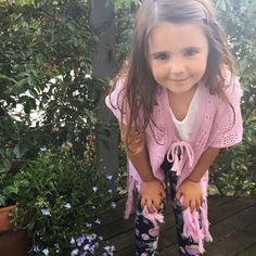 So much love for our adorable little mini model Milla & the Bijou kiddies collection  For the little ladies that want what mum has  The super cute Mini Stardust Kimono is available now in Dusty Pink & Silver   http://ift.tt/1kqYGi7