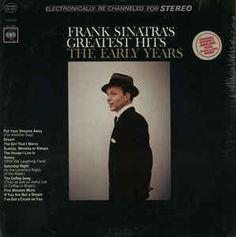 e9f632ec660 Frank Sinatra - Frank Sinatra s Greatest Hits The Early Years  buy LP
