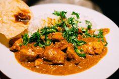 Easy Chicken Korma (Curry) recipe!