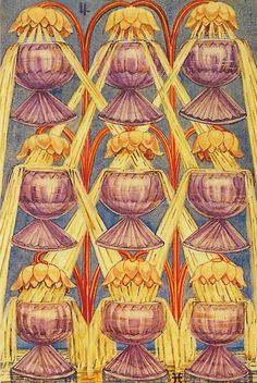 """Nine of Cups - """"Happiness"""""""
