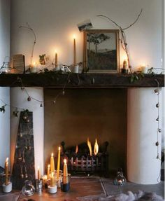 Truly gorgeous hearth