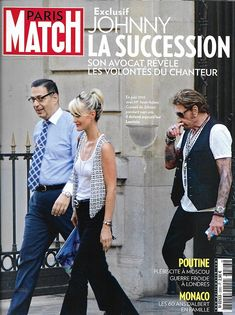 Poutine, Joaquin Phoenix, Monaco, Johnny Halliday, Interview, Paris Match, Christian Audigier, Bichon Frise, Stress Management