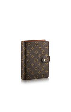 Entdecken Sie Agenda fonctionnel MM via Louis Vuitton