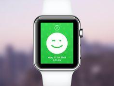 Mood Tracker Apple Watch App