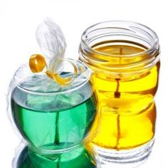 Make your own gel air fresheners.