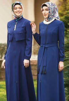 Lovely Dresses, Modest Dresses, Bridesmaid Dresses, Moslem Fashion, Modele Hijab, Hijab Trends, Abaya Fashion, Fashion Art, Hijab Style