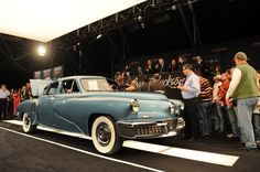 Barrett-Jackson 2012: 1948 Tucker Torpedo bid up to over $2.6 million [w/video] - Autoblog