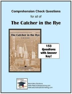 the dawning of mourning in the catcher in the rye by j d salinger Salinger is still known for the resonance his only novel, the catcher in the rye, has with young readers, but at the core of his fiction sits a theme that is often overlooked – unresolved grief.
