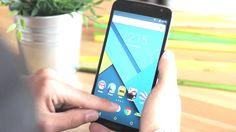 Обзор Motorola Nexus 6 на Lollipop