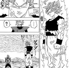 DRAGON BALL SUPER CHAPTER 24: Son Goku's Evolution #manga #mangafreak #dragonballsuper #dragonball updated chapter at Mangafreak