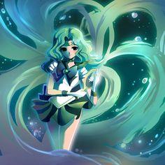 Sailor Moon (Sailor Neptune)