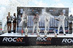David Coulthard wins the 2014 Race Of Champions