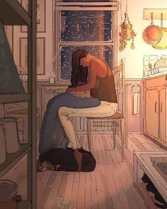 Pascal Campion is a French-American artist based in Burbank, California who creates heartwarming and soulful illustrations about every day life. Inspired by Katrina, his wife of 10 years, his 9-year-old daughter, and his 6-year-old twin boys, Campion's work brilliantly captures the importance of the small things. From watching the autumn leaves fall, pausing to catch …