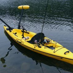 When you go for kayaking, you have to need many things and gear. There are a lot of gear and parts of a kayak. All the Accessory are most important. Some Accessory are used for safety and some of them are used for better kayaking and fishing. Best Fishing Kayak, Kayak Camping, Saltwater Fishing, Gone Fishing, Fishing Lures, Fishing 101, Fishing Stuff, Canoe Boat, Kayak Boats