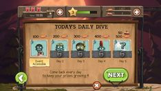 Zombie Dive Game
