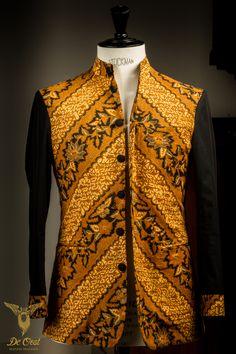 Batik Jacket: A Fusion of Cultures and Tailoring Techniques | Jean-Paul Samson | LinkedIn