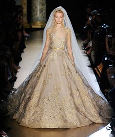 14 Dream-Ticket Gowns Any Girl Would Fall For - not all my cuppa tea but alot of nice ones too