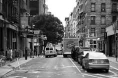 Cityscape New York City