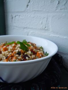 Barley Salad with Sweet Potato, Pecans and Feta