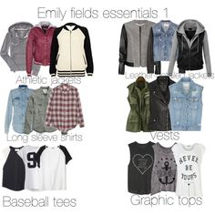 Emily fields essentials part 1