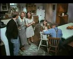 The Waltons - Jim Bob goes to the library