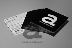 Tarjeta corporativa de AtelierDiseño Cards Against Humanity, Cards