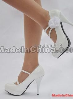 Love these shoes for a wedding :))