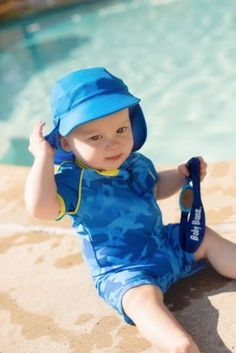 Baby Banz Sunscreen and UV Swimwear Review